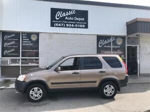 2003 HONDA CR-V **AUTOMATIC ** PRICED TO SELL ** EX