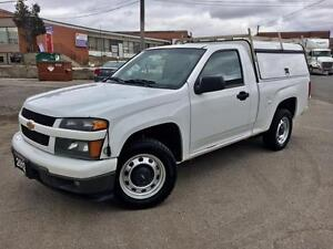 2012 Chevrolet Colorado LT **MATCHING CAP** ONLY 120KM!!