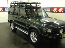 2004 Land Rover Discovery Series II Green 4 Speed Automatic Wagon Cardiff Lake Macquarie Area Preview