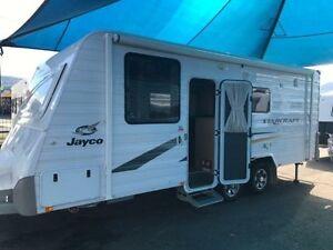 2014 Jayco Starcraft 20-62-2 Caravan Unanderra Wollongong Area Preview