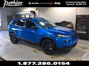 2018 Jeep Cherokee Altitude | HEATED SEATS | REAR CAMERA | UCONN