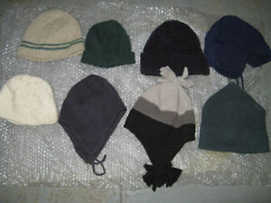 Variety of boys/girls/baby winter hats