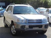 2005 Hyundai Santa Fe GL w/ABS Pkg