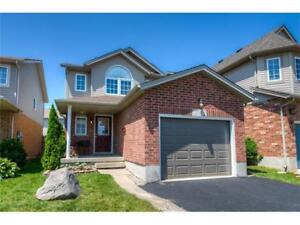 GORGEOUS 3 BEDROOM DETACHED FINISHED BASEMENT FOR RENT