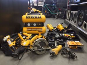 WOW LIQUIDATION D'OUTIL MILWAUKEE, DEWALT , BOSCH , HILTI ETC