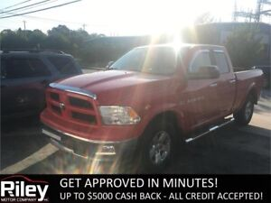 2012 Ram 1500 Outdoorsman STARTING AT $193.61 BI-WEEKLY