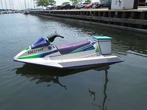 CUSTOM BUILT 1992 SEADOO  XP