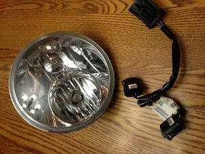 HARLEY DAVIDSON Take off Headlight, Taillight + 2016 FLHXS