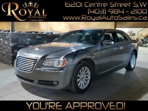 2012 Chrysler 300 Touring w/ TOUCHSCREEN, INTEGRATED PHONE