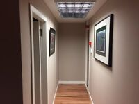 First Floor office for Rent. Main Road Location Muirhead.