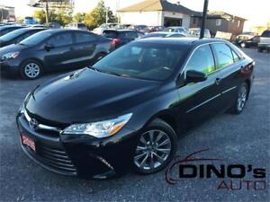 2015 Toyota Camry XLE | $78 Weekly $0 Down *OAC / Accident Free