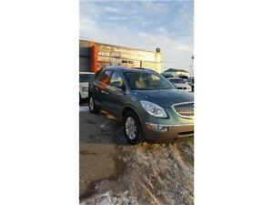 2009 Buick Enclave CX/LEATHER/ SUNROOF/ 7 PASSENGER/REMOTE START