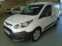 Ford Transit Connect 1.6 Tdci 95Ps Econetic Van DIESEL MANUAL WHITE (2014)