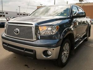 2010 Toyota Tundra Platinum, Box Rails, Tonneau Cover, Running B