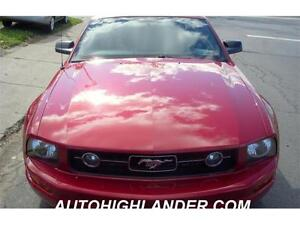 2008 Ford Mustang (GARANTIE 3 ANS + $50/SEMAINE)