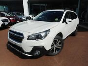2018 Subaru Outback B6A MY18 2.5i CVT AWD Crystal White 7 Speed Constant Variable Wagon Osborne Park Stirling Area Preview