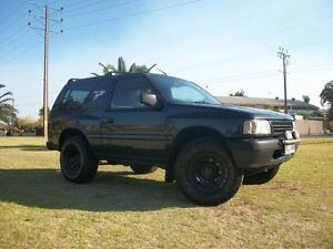 1998 Holden Frontera (4x4) 5 Speed Manual 4x4 Wagon Alberton Port Adelaide Area Preview