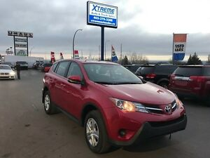 2015 Toyota Rav4 LE AWD $159 bi-weekly APPLY NOW DRIVE NOW