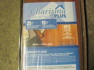 Beautiful laminate flooring