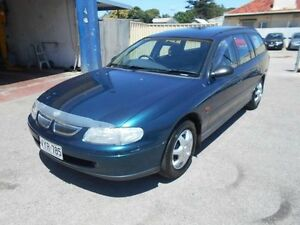 1997 Holden Commodore VT Executive Blue 4 Speed Automatic Wagon Christies Beach Morphett Vale Area Preview