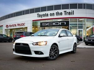 2015 Mitsubishi Lancer GT, Leather, Heated Seats, Sunroof, Touch