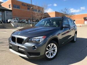 2014 BMW X1 xDrive28i | Pano Roof| Heated Seats| Rear Sensors