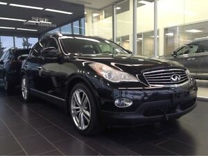 2012 Infiniti EX35 PREMIUM NAV PACKAGE/HEATED LEATHER SEATS/SUNR