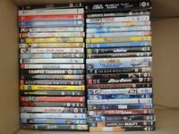** BARGAIN ** Mixture of 50 DVD's