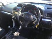 2013 Subaru Forester MY13 2.0I Grey 6 Speed Manual Wagon Phillip Woden Valley Preview