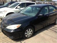 2004 TOYOTA CAMRY Special Price $3399