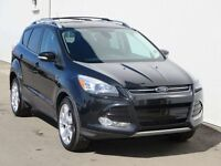 2013 Ford Escape! Titanium! Loaded! Leather! Roof! Nav! Low $$