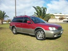 2000 Subaru Outback MY00 Limited 4 Speed Automatic Wagon Alberton Port Adelaide Area Preview