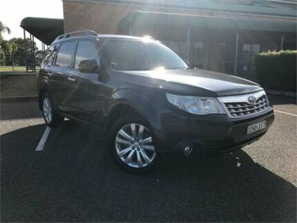 2011 Subaru Forester S3 MY12 XS AWD Grey 4 Speed Sports Automatic Wagon Mount Druitt Blacktown Area Preview