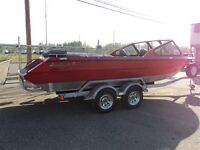 20' Ali Craft Ranger Bow Rider
