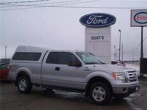 2012 Ford F-150 XLT 4x4 SuperCab