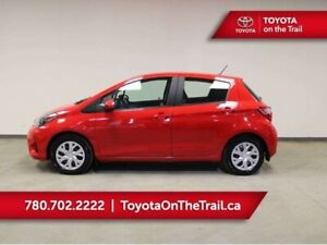 2018 Toyota Yaris Hatchback LE HATCHBACK; VERY LOW KM, HEATED SE