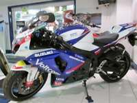 Suzuki GSXR1000L4 VOLTCOM REP WITH 10,000 MILES FROM NEW
