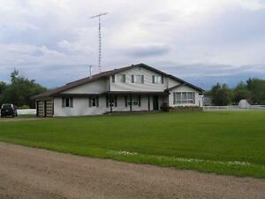 Acreage and house for sale , Athabasca