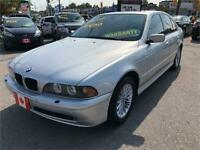 2002 BMW 5 Series 540i 540iA..ONLY 81,000 KMS FULL HISTORY MINT
