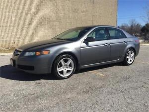 2005 Acura TL Leather/Sunroof/Alloys/Certified