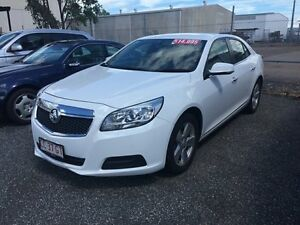 2014 Holden Malibu CD White 4 Speed Auto Active Select Sedan Hidden Valley Darwin City Preview