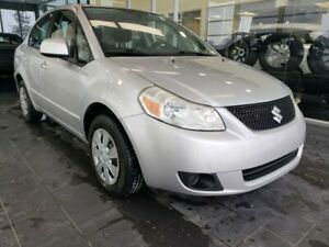 2011 Suzuki SX4 POWER ACCESSORIES, ACCIDENT FREE
