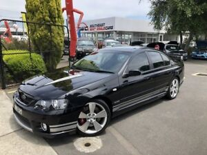 2005 Ford Performance Vehicles GT-P BA Mk II Black 6 Speed Manual Sedan Seaford Frankston Area Preview