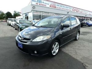 2006 Mazda Mazda5 GT WITH SUNROOF 6 PASSENGER CERTIFIY E-TESTED