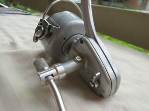RARE HEAVY DUTY FORESTER CS-85 REEL MADE IN JAPAN & RAPALA KNIFE Kitchener / Waterloo Kitchener Area image 2