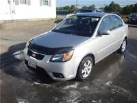 2011 Kia Rio 144K Financing available from 4.75% O.A.C