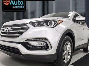 2017 Hyundai Santa Fe Sport Santa Fe AWD, huge sunroof, back up