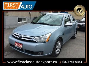 2009 Ford Focus SEL - NO ACCIDENTS! - NICE CAR!