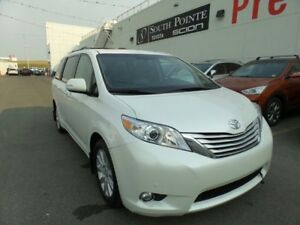 2014 Toyota Sienna Limited AWD | Moonroof | Nav | DVD