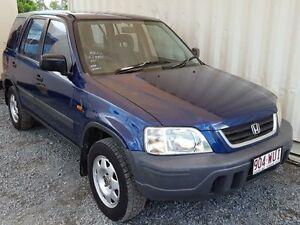 1998 Honda CR-V Blue Automatic Wagon Gaven Gold Coast City Preview